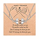CouplesNecklace MatchingRelationship Magnetic Necklaces CouplesJewelryGifts for Women MenHim HisHer Boyfriend Girlfriend BfGfLover