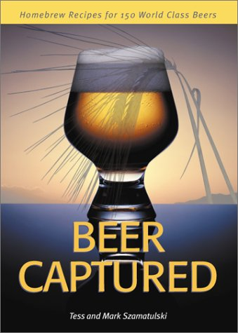 Beer Captured: Homebrew Recipes for 150 World Class Beers