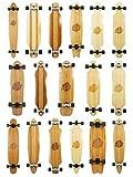 Two Bare Feet Bamboo Series - Skateboard Longboard Completo Premium PRO, MKTBF, Brody...