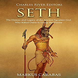 Seth audiobook cover art