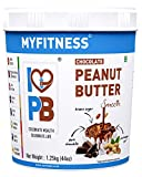 MYFITNESS Chocolate Peanut Butter Smooth (1250g (Single Unit)) brown sugars May, 2021