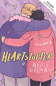 Heartstopper Volume Four (English Edition) par [Alice Oseman]