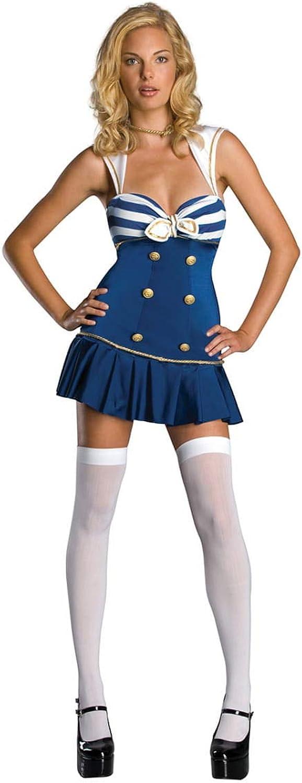 Horror-negozio Sexy Sailor Ragazza Costume Donna M