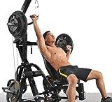 Powertec Fitness Workbench Levergym, Black