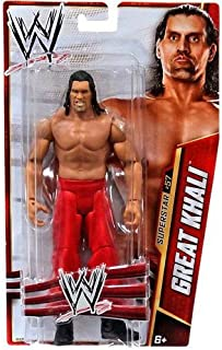 WWE MATTEL BASIC 33 THE GREAT KHALI ACTION FIGURE TOY