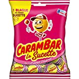 Carambar Bonbon Sucettes Caramel 84 g 4232208