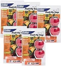 Woodstream Terro Fruit Fly Trap – 10 Pack T2502