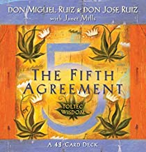 The Fifth Agreement: A 48-Card Deck, plus Dear Friends card by Don Miguel Ruiz (2011-04-15)