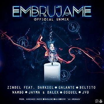 """Embrujame (feat. Darkiel, Galante """"El Emperador"""", Jayma, Dalex, Beltito """"Esta en el Beat"""", JVO the Writer, Wambo & Osquel)"""
