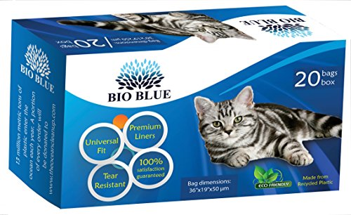 Eco-friendly Litter Box Liners
