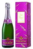 Champagne Pommery Springtime Brut Rosé sous étui - 75cl