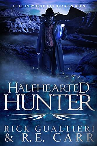 Halfhearted Hunter (False Icons Book 3)