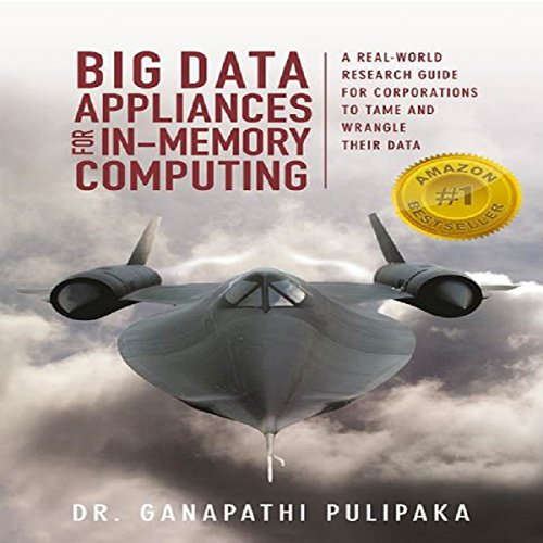 Big Data Appliances for In-Memory Computing audiobook cover art