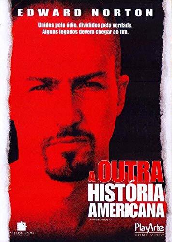 A Outra História Americana - ( American History X ) Tony Kaye