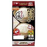 テーブルマーク たきたてご飯北海道産ゆめぴりか(分割) 150g×4食×8個