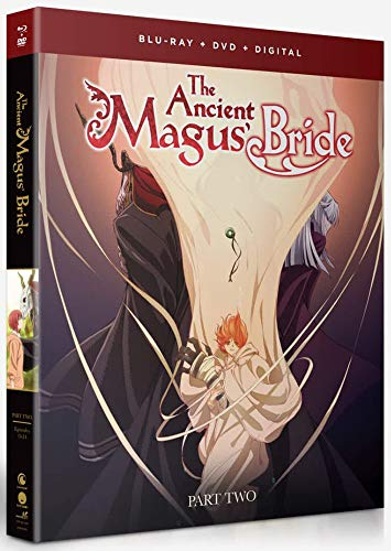 The Ancient Magus Bride: Part Two [Blu ray] [Blu-ray]