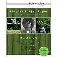 "Hahnemuhle 17x 22""竹Fine Art Paper ( 25枚)"