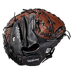small Wilson A500 32 ″ Catcher's Mitt – Right Throw