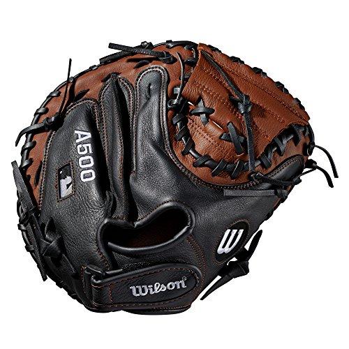 """Wilson A500 32"""" Catcher's Mitt - Right Hand Throw"""