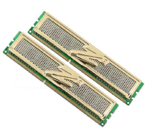 OCZ PC1600 Arbeitsspeicher 4GB (1600 MHz, 240-polig, 2x2GB) DDR3 CL8 RAM Kit