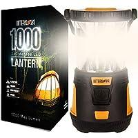 Internova 1000 LED Camping Lantern with Fully Adjustable 360 Arc Lighting