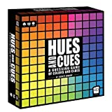Test your color knowledge and guessing abilities with Hues and Cues – a vibrant group party game of colorful communication where players are challenged to make connections to colors with words Using only one and two-word cues, players try to get othe...