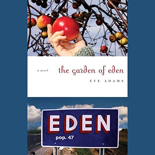 The Garden of Eden audiobook cover art