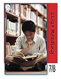 Cloze Reading Grades 7/8