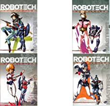 Robotech - The Masters - Volumes 7 - 10 (4 Pack)