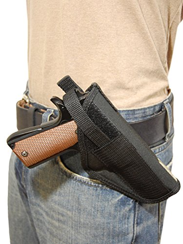 Barsony New Concealment Cross Draw Gun Holster for S&W 1911...