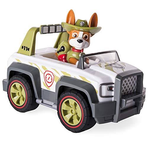 Selección Deluxe Vehículos | Sonido y carácter | Patrulla Canina | Paw Patrol, Figura:Chase