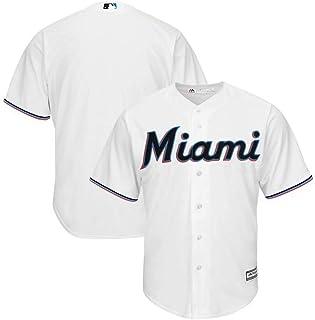 Camiseta de béisbol Personalizada para Hombre, con Botones, Nombre y número Personalizados, 2020 Camiseta básica para fanáticos Camiseta para jóvenes
