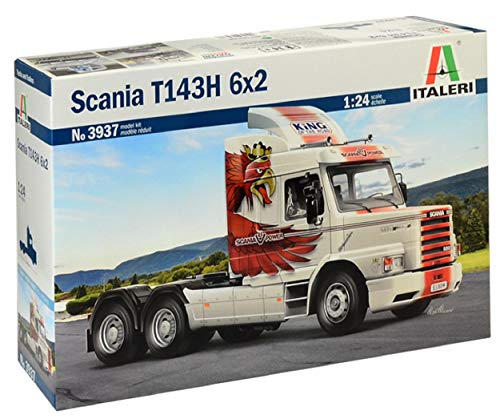 Italeri 3937 Modelo de plástico para Montar camión Scania