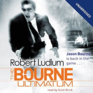『The Bourne Ultimatum: Jason Bourne Series, Book 3』のカバーアート