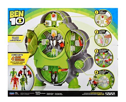 Brinquedo Câmara de Criação Alien, Ben 10, Sunny