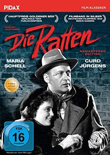 Die Ratten- Remastered Edition / Preisgekröntes Filmdrama mit Starbesetzung (Pidax Film-Klassiker)