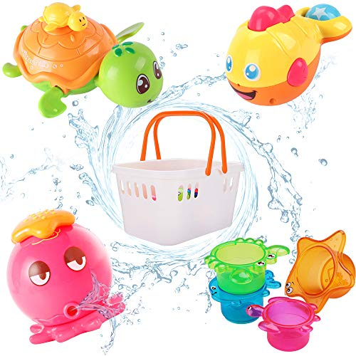 iPlay, iLearn Baby Bath Toys, Fun...