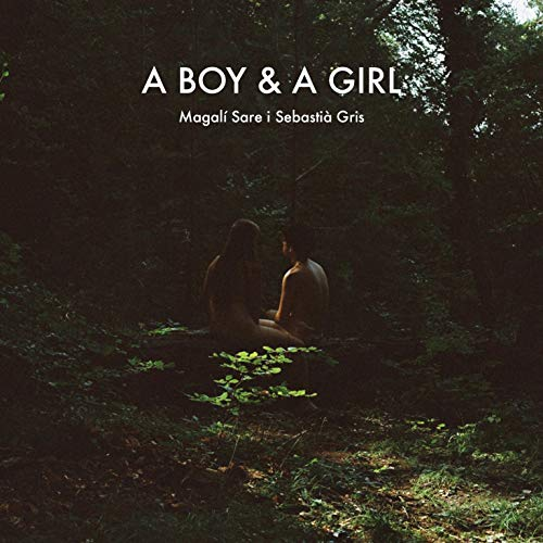 A boy & a girl