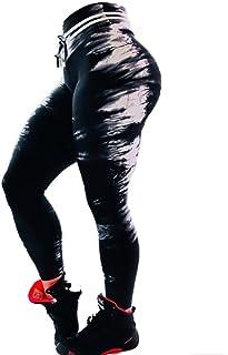 Women's High Waisted Pattern Leggings,Printed Full-length Yoga Pants Tights