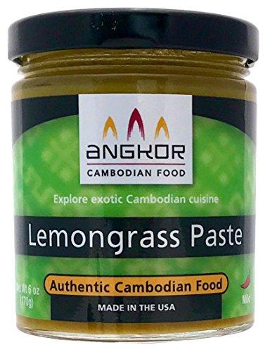 Cambodian Lemongrass Paste - sofi Award Winner (6oz)