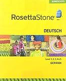 Rosetta Stone Homeschool German�Level 1-5 Set including Audio Companion