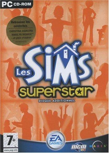 Les Sims : Superstar (Add on) [Windows 95 | Windows 98 | Windows 2000] [Impor...[Importato da Francia]