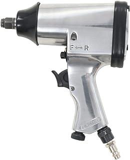 vidaXL Llave Impacto Neum/ática Mariposa Aluminio 3//8 Atornilladora Trinquete