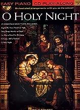 O Holy Night: Easy Piano CD Play-Along Volume 7 (Easy Piano Songbook)