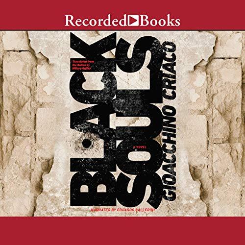 Black Souls audiobook cover art
