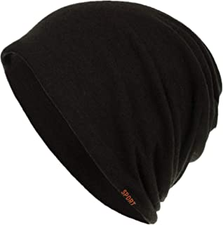Byyong Wool Knitted Beanie Skull Caps - Baggy Weave Ugly Hat Diversity