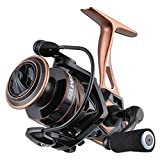 SeaKnight Spinnrolle NAGA II, leichtgewichtig, glatt, 9 + 1 BB Full Metal Body Max Drag 33Lbs...