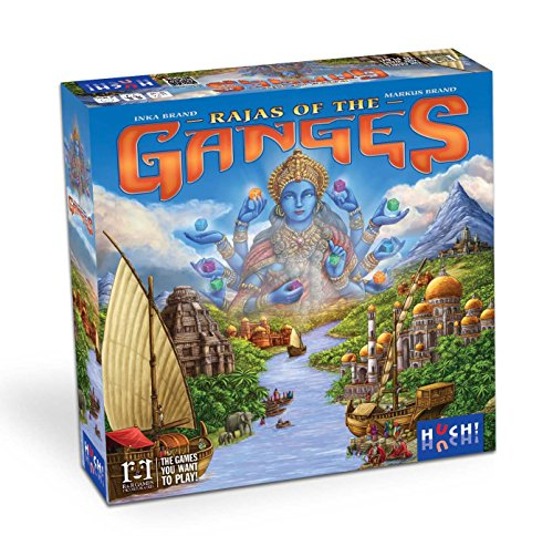 HUCH! 446 879783 Rajas of The Ganges