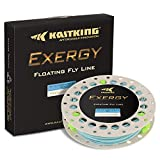 KastKing Exergy Fly Fishing Line,Sky,WF5 F,100FT