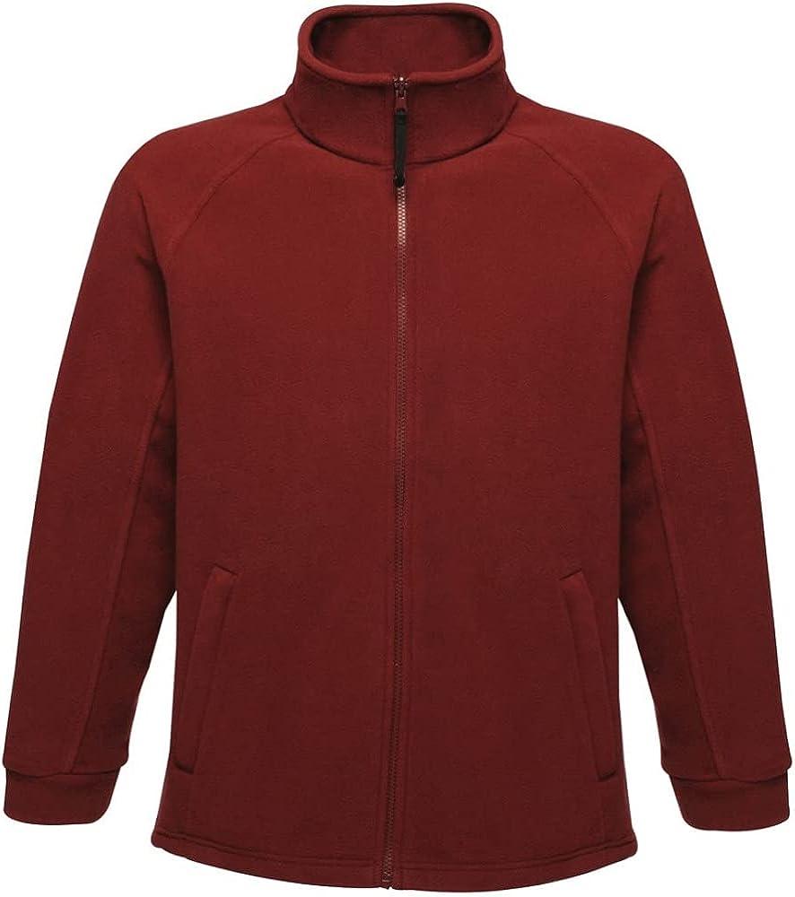 Regatta Mens Thor III Fleece Jacket (M) (Bordeaux)